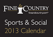 sports &amp; Social Calendar 2013