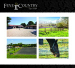 Specialists in Equestrian properties